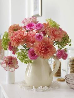 Sommer Blumen-Deko 5
