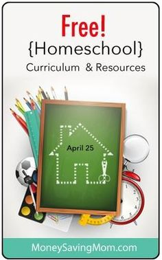 HUGE List of FREE Homeschool Curriculum & Resources - Free Ebooks - Ideas of Free Ebooks - Check out this HUGE list of homeschool freebies free curriculum free resourcs free ebooks and more! Fun Learning, Learning Activities, Educational Activities, Montessori, Free Homeschool Curriculum, Homeschooling Resources, Ideas Para Organizar, School Resources, School Tips