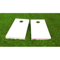 FREE SHIPPING! Shop Wayfair for Custom Cornhole Boards Light Weight Cornhole Game Set - Great Deals on all Furniture products with the best selection to choose from!