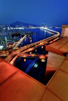 Urban blocks - Busan, South Korea