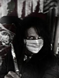 Otaku Family: Unsere Halloween-Cosplays und Verkleidungen :) The Killers, Jeff The Killer, Otaku, Halloween, Fictional Characters, Art, Trim Board, Art Background, Kunst