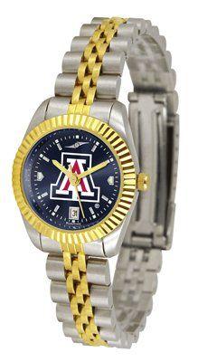 Arizona Wildcats - University Of Executive Anochrome - Ladies - Women's College Watches by Sports Memorabilia. $153.47. Makes a Great Gift!. Arizona Wildcats - University Of Executive Anochrome - Ladies