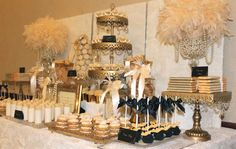 Old Hollywood Glam Wedding Party Ideas | Photo 1 of 16