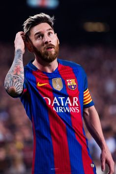 Lionel Messi Photos Photos - Lionel Messi of FC Barcelona looks on during the La Liga match between FC Barcelona and Granada CF at Camp Nou stadium on October 2016 in Barcelona, Spain. - FC Barcelona v Granada CF - La Liga Granada Cf, Lionel Messi Barcelona, Barcelona Team, Lionel Messi Wallpapers, Messi Photos, Leonel Messi, Soccer Players, Soccer Sports, Soccer Tips