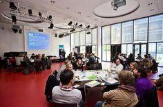 I was a tutor at last year's DOK LEIPZIG NET LAB http://www.dok-leipzig.de/industry-press/training/dok-leipzig-net-lab