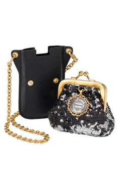 The Dolce and Gabbana iPhone Case and Coin Purse #iphone trendhunter.com