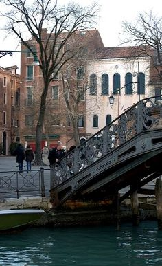 "The most beautiful ""streets"" and bridges on the world you can find only in Venice."