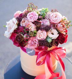 Fresh Flowers, Beautiful Flowers, Flower Boxes, Floral Arrangements, Wedding Flowers, Floral Design, Floral Wreath, Birthdays, Happy Birthday