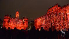 Fête des Lumières | Lyon, Terre aux lumières 2014