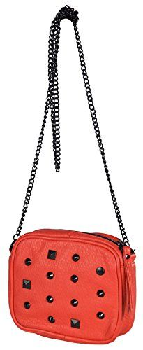 Vans Womens Zoey Cross Body Purse Hand BagDeep Coral   Check out the image  by visiting 5c1f1574b2c