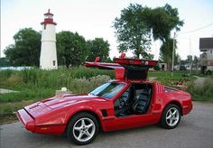 tumblr_lx9a24tNby1qdcyyeo1_500.jpg (450×313) Bricklin SV-1 designed and built in New Brunswick from 1974-1976