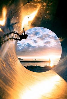 Skateboarding is my life and I will use it to share my faith in God