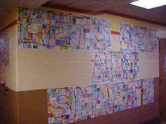 First Days of art class ideas.  ALL grades.