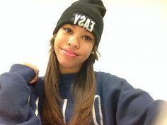 Campus Cutie Karlan Davis