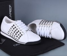 Dsquared2 Studs Sneakers
