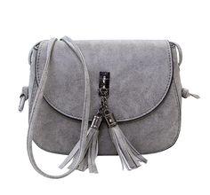 c995e5f439d Women Mini Messenger Bags Cute Simple Ladies Clutch Leather Female Gilrs  Small Tassel Crossbody Shoulder Bag Sac A Main