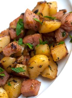 Sugar & Spice by Celeste: Country Hashed Browns - Ina Garten