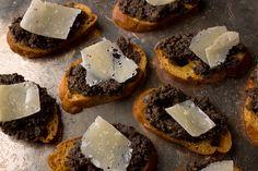 Duxelles (Mushroom Paste)