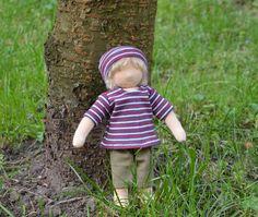20cm-es waldorf baba