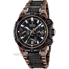 Festina Chrono Bike Tour de France Limited Edition 2014 (ref. Cool Watches, Watches For Men, Luxury Watches, Rolex Watches, Herren Chronograph, Mens Designer Watches, Limited Edition Watches, Online Watch Store, Beautiful Watches