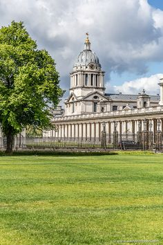 British Architecture, London Architecture, Historical Architecture, Amazing Architecture, University Of Greenwich, Greenwich Park, London Blog, London Life, Greenwich Observatory