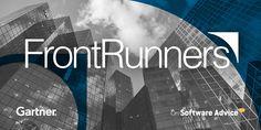 FrontRunners for Project Management, September 2016 (beta) Powered by Gartner Methodology