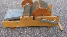 drum carder plans - Google Search