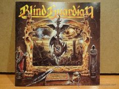 BLIND GUARDIAN . IMAGINATIONS FROM THE OTHER SIDE CD / VIRGIN - 1995.9 TEMAS. CALIDAD LUJO.