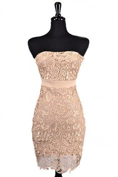 #lace #form fitting #LOVE