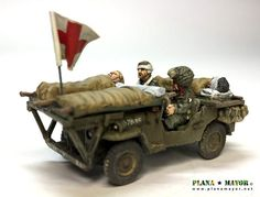 Willys MB Ambulance Jeep, Ardennes, 1944. Willys Mb, Ambulance, Military Vehicles, Jeep, Battle, Army Vehicles, Jeeps