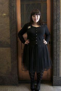 Skirt: drindl, layered, tulle, tutu (Morland)