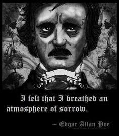 Edgar Allan Poe #TheFollowing