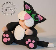Kitten by Jaine's Peeps, via Flickr