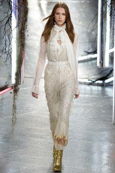 Rodarte - New York Fashion Week 2015