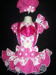 PAGEANT CASUAL WEAR VALENTINE