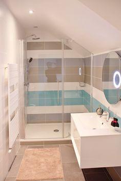 maison luxe gres cerame saloni grande douche paroi de douche sur mesure radiateur seche serviette agence avous