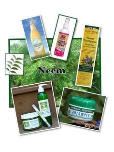 What the Heck is Neem? Click through to find out.