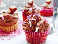 Cupcake banane nutella