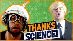 Thanks, Science! (Trump, response to ATHEIST MEME) with Vocab Malone - YouTube Atheist Meme, Christian Apologetics, No Response, Religion, Thankful, Science, Memes, Youtube, Meme