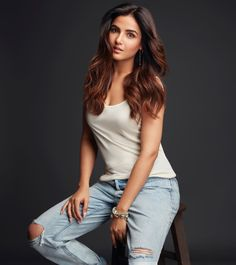 "Jasmin Bhasin on Instagram: ""She bad with ambition , don't see any competition 💫"" Jasmin Bhasin Photographs SHEFALI JARIWALA PHOTO GALLERY  