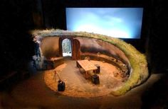 Outlying Islands. Traverse Theatre. Set design by Fiona Watt. 2002.