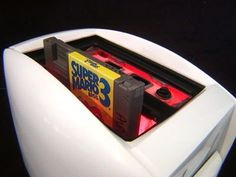 How to turn a toaster into a NES console