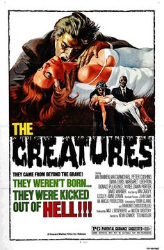 THE CREATURES aka FROM BEYOND THE GRAVE 1974
