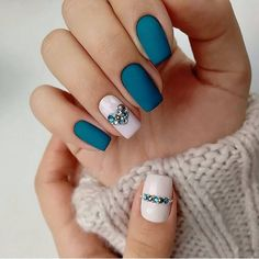 Looking for the Best Spring Nail Art? No problem! Today we have 50 of the Best Spring Nail Art for Teal Nails, Dark Nails, Matte Nails, Dark Color Nails, Acrylic Nails, Pale Pink Nails, Manicure Colors, Shellac Nails, Manicure Ideas