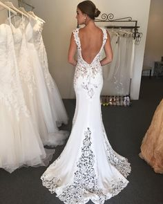 Great New York Bridal Fashion Week Show new collection wedding dress designer bridal gown catwalk runway Inspiration New York Bridal Week Pinterest