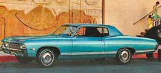1968 Chevrolet Caprice Coupe