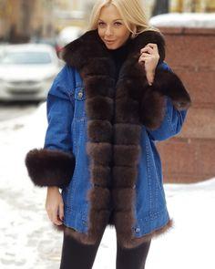 Лучших изображений доски «Мода женская одежда»  32   Fur, Furs и Fur ... 5491fbb316b