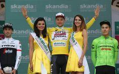 Tour de Pologne: pour Tim Wellens, cette course était bien plus qu'une préparation pour Rio -                  Tim Wellens (Lotto-Soudal) a remporté lundi le classement final du Tour de Pologne suite à la dernière étape, un contre-la-montre de 25 kilomètres. «Je suis super heureux de cette victoire. Ce Tour de Pologne n'était pas qu'une préparation pour les Jeux Olympiques de Rio, mais un vrai objectif&raq