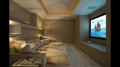 Home theatre room!