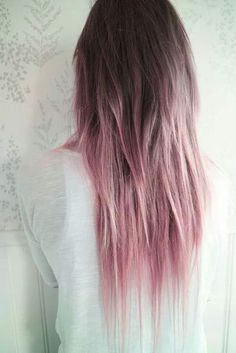 Pink Ombré ... this is to die for!!
